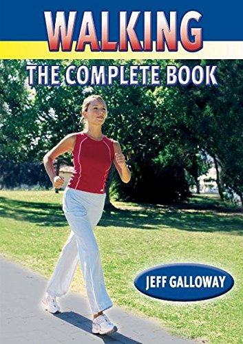 Walking Complete Book Jeff Galloway product image