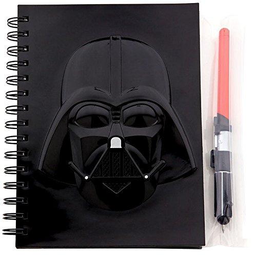 (Disney Star Wars Darth Vader Journal & Pen Set)