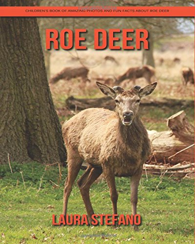 Roe deer: Children's Book of Amazing Photos and Fun Facts about Roe deer PDF