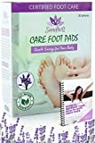 Foot Pads to Remove Impurities | Pain Relief, Energy Boost & Sleep Aid | Bamboo Vinegar & Lavender | 20 Feet Patches for a 10-Day Cleanse | 100% Natural Ingredients + e-Book | by Sandholt Care