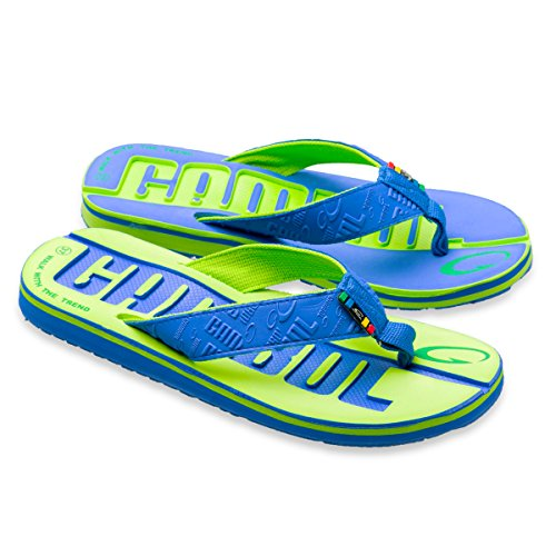 Boltre Menns Sandaler Sko - Zapp Stil Lys Grønn