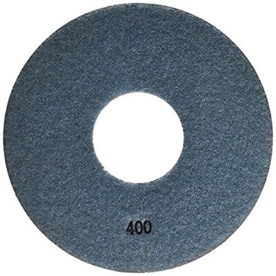 Toolocity 7PDR0400 7-Inch Rigid Diamond Polishing Pads, 400 Grit: Home Improvement