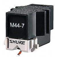 Shure M44-7 Cartucho para giradiscos DJ estándar