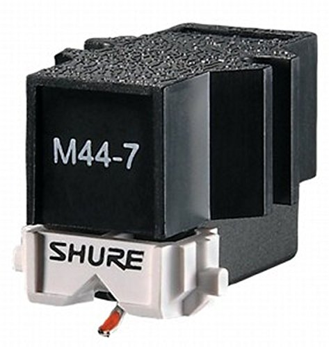 Cartridge Vinyl - Shure M44-7 Standard DJ Turntable Cartridge