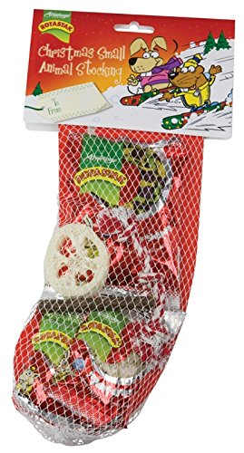 Rotastak Christmas Stocking For Rabbits Guinea Pigs Amazon Co Uk