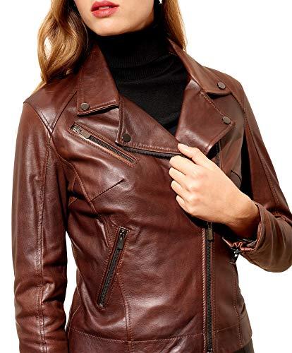 Khujo señora invierno chaqueta Tweety Prime 2 cálida Parka chaqueta gris lila