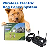 Best Electric Dog Fences - Dog Wireless Fence Pet Electric Containment System, Safe Review