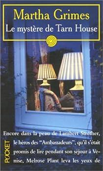 Book's Cover ofLe mystère de Tarn House