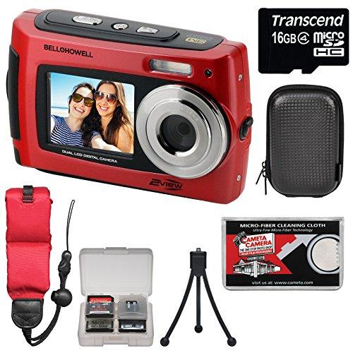 Bell Howell Waterproof Digital Camera - 6