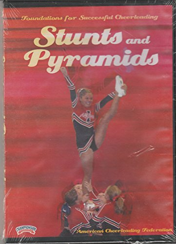Stunts and Pyramids -- Founations for Rich Cheerleading (2000) (DVD)