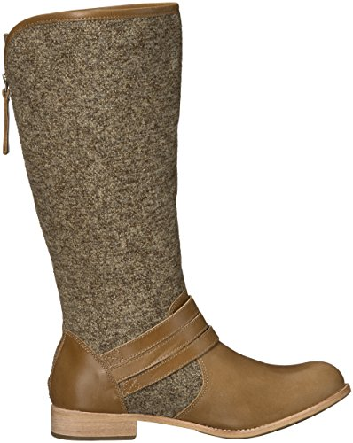 Rups Dames Sabrina Wol Boot Womens Warm Zand