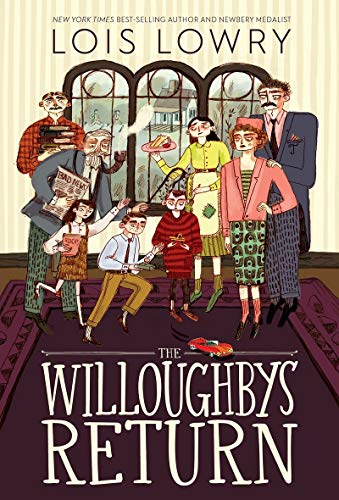 Book Cover: The Willoughbys Return