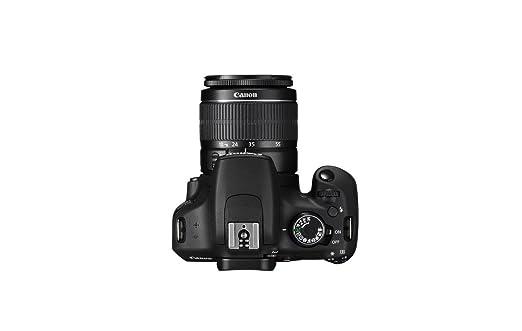 Fotocamera Reflex Canon EOS 1200D + 18-55mm IS II: Amazon.es ...