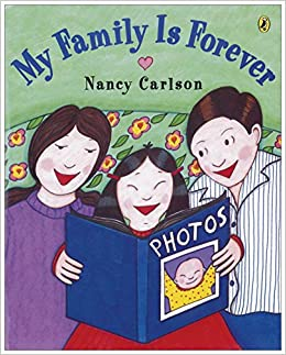 Image result for my family is forever by nancy carlson