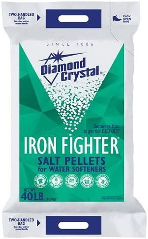 3. Diamond Crystal Iron Fighter Pellets Bag, 40 lbs.