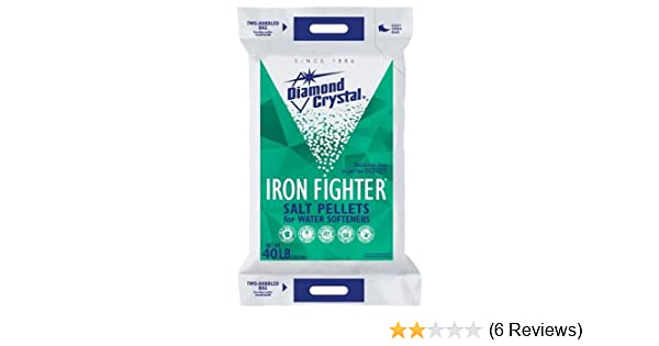 Diamond Crystal Iron Fighter Pellets Bag 40 Lb