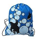NUOLUX Gym Bag Swim Bag Waterproof for Adults and Kids