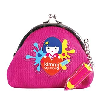 KIMMIDOLL Kimmi Junior Monedero Clip ZOE: Amazon.es ...