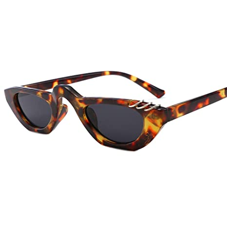 Yangjing-hl Europa y los Estados Unidos Gafas de Sol Retro ...
