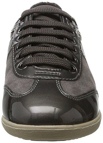 Geox D Sneaker Grau Grey Damen Dk A Myria z6rRqzw