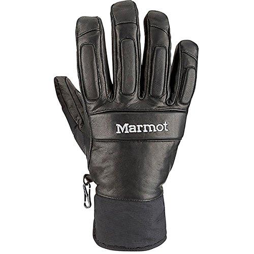 Marmot Unisex Tahoe Undercuff Glove, Black, ()