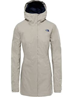 The North Face W City Midi Trench - Parka Mujer