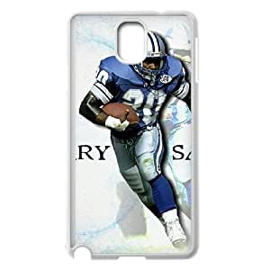 Detroit Lions Samsung Galaxy Note 3 Cell Phone Case White DIY gift zhm004_8706355