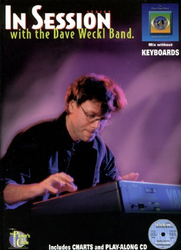 By Dave Weckl In Session with the Dave Weckl Band - Keyboard (Book & CD) [Paperback] PDF