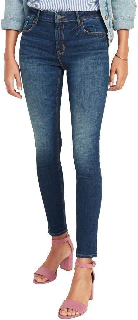 Old Navy Jeans De Mezclilla Para Mujer Corte Super Skinny Modelo 450766 Talla 10 Reg Azul Oscuro Amazon Com Mx Ropa Zapatos Y Accesorios