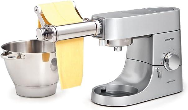 Kenwood AT970A - Accesorio de robot de cocina para spaghetti en acero: Amazon.es: Hogar