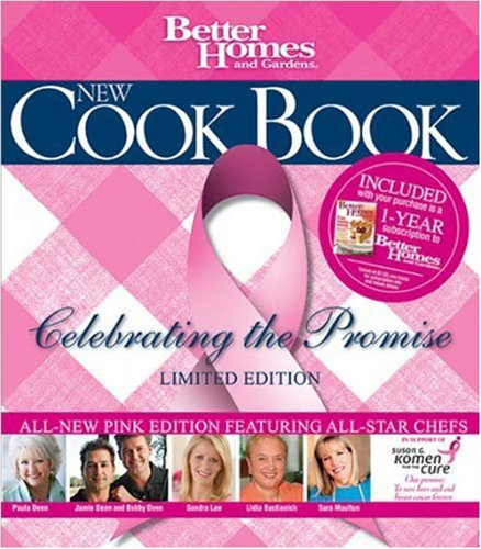 Better Homes and Gardens New Cook Book: Celebrating the Promise, 14th Limited Edition