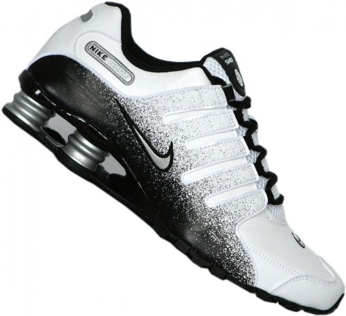 best authentic 7771c b203e picture of Nike SHOX NZ EU Mens Sneakers 501524-103