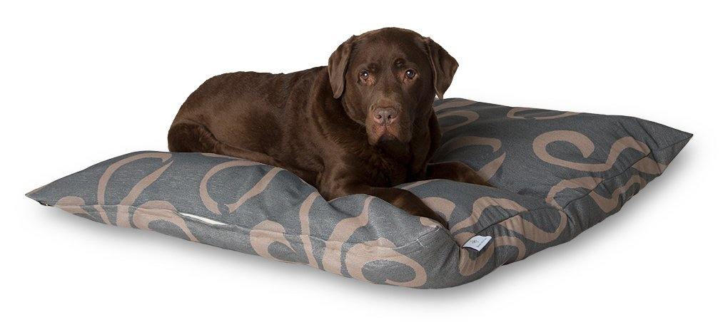 Darling Little Place Cama para Perros, 110 x 110 cm, Lava Statement: Amazon.es: Productos para mascotas