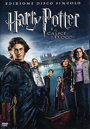 harry potter e il calice di fuoco film