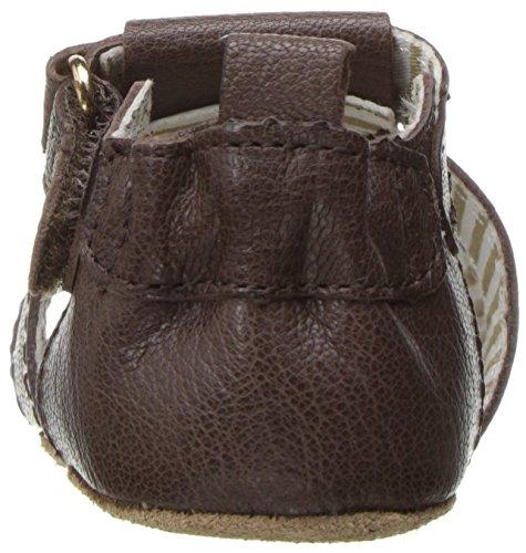 Robeez Boys' Samuel Sandal - First Kicks, Espresso, 0-3 Months M US Infant - Image 2