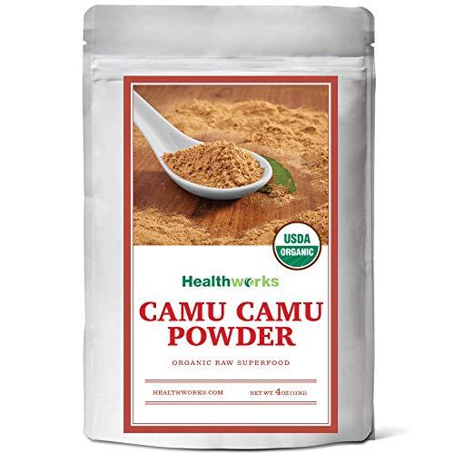 Healthworks Camu Camu Powder Organic, 4oz - Camu Powder