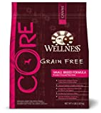 Wellness CORE Small Breed Pet Food Bag, 4-Pound, My Pet Supplies