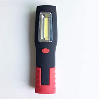 Two-Stage COB Work Light, Multi-Function Flashlight, Maintenance Light, Home Maintenance Flashlight, Outdoor Waterproof,1