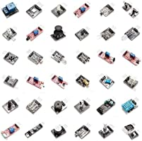Kit 37 Sensores E Modulos P/ Esp8266 Esp12 Arduino Raspberry
