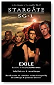 STARGATE SG-1: Exile (Book 2 in the Apocalypse series)