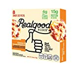Real Good Foods, Low Carb - High Protein - Gluten Free, Pepperoni Pizza Snack Bites, 9.5 oz. (8 Count)