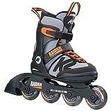 K2 Skate Raider, Black Orange, 11-2