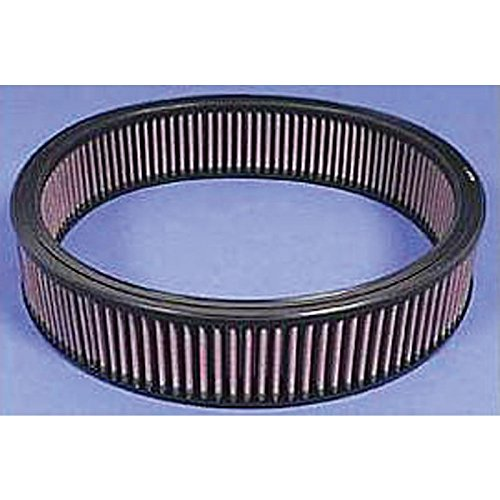 Eckler's Premier Quality Products 85324360 Nova And Chevy II Air Filter Element K&N