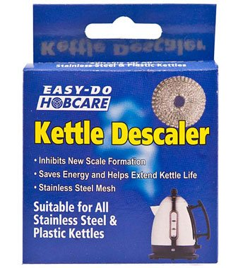 Easy-Do Hobcare Kettle Descaler - Saves Energy and Extends Kettle Life