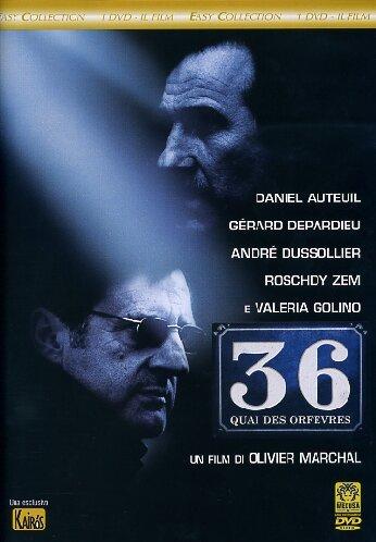 36 - Quai Des Orfevres (Disco Singolo)