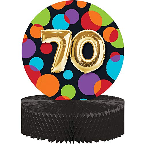 Creative Converting 332509 Honeycomb Centerpiece, One Size, Multicolor]()