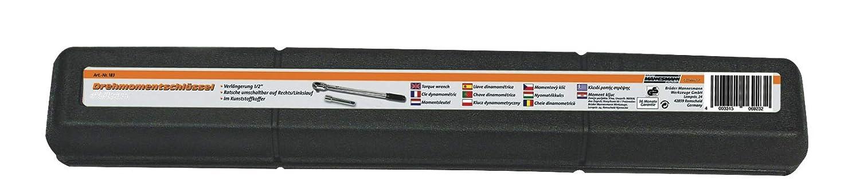 Br/üder Mannesmann Werkzeuge Set di chiavi dinamometriche 5 pezzi M18300