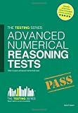 img - for ADVANCED Numerical reasoning Tests: How to pass advanced numerical tests (Testing Series) book / textbook / text book