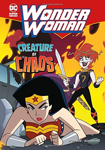 Download Creature of Chaos (Wonder Woman) pdf