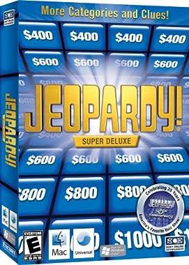 Jeopardy Super Deluxe she